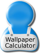 wallpaper calculator